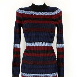 Bar III Dark Blue Knit Bodycon Dress Size Small
